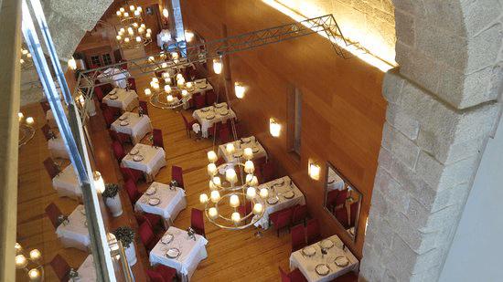 Restaurante Dos Abades - Parador de Santo Estevo de Ribas de Sil