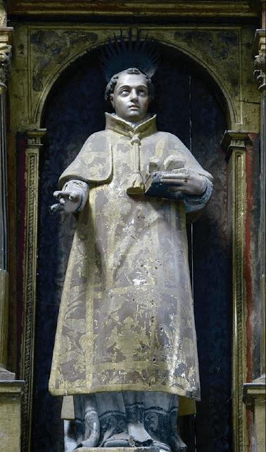 imagen de San Esteban en Santo Estevo de Ribas de Sil - Ribeira Sacra