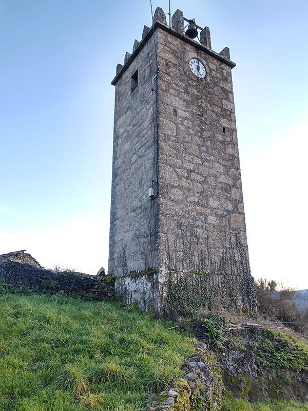Torre del Reloj de Marce (Pantón)