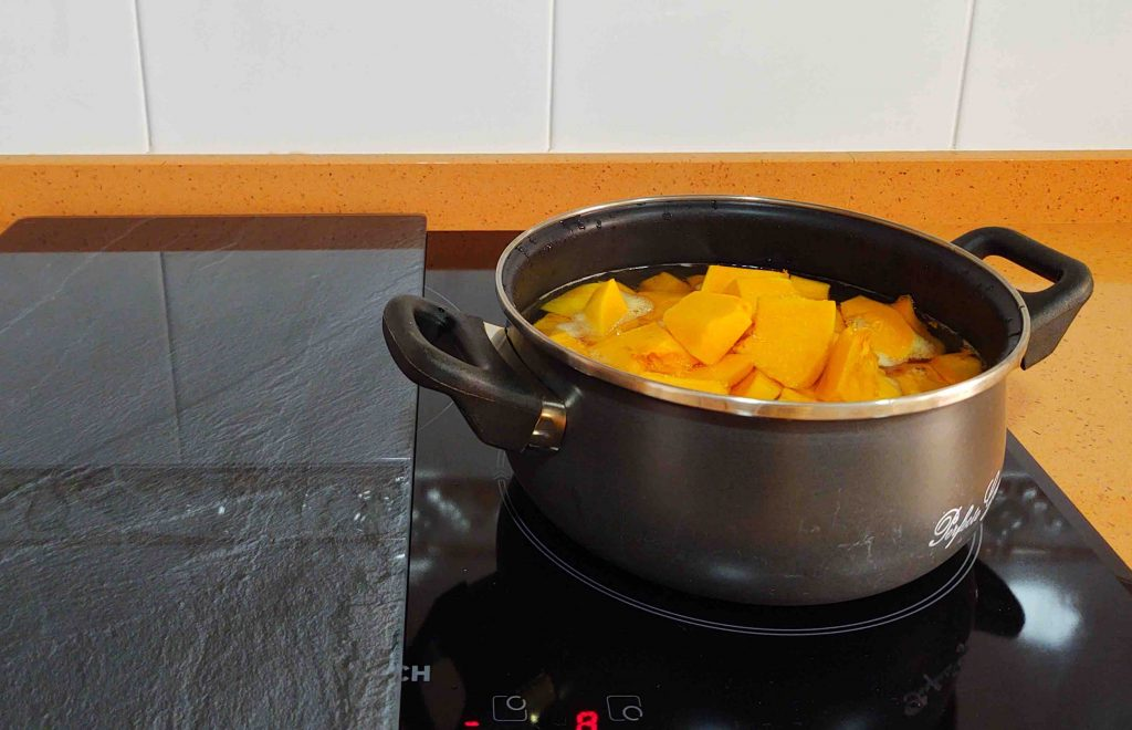 receta chulas calabaza Halloween