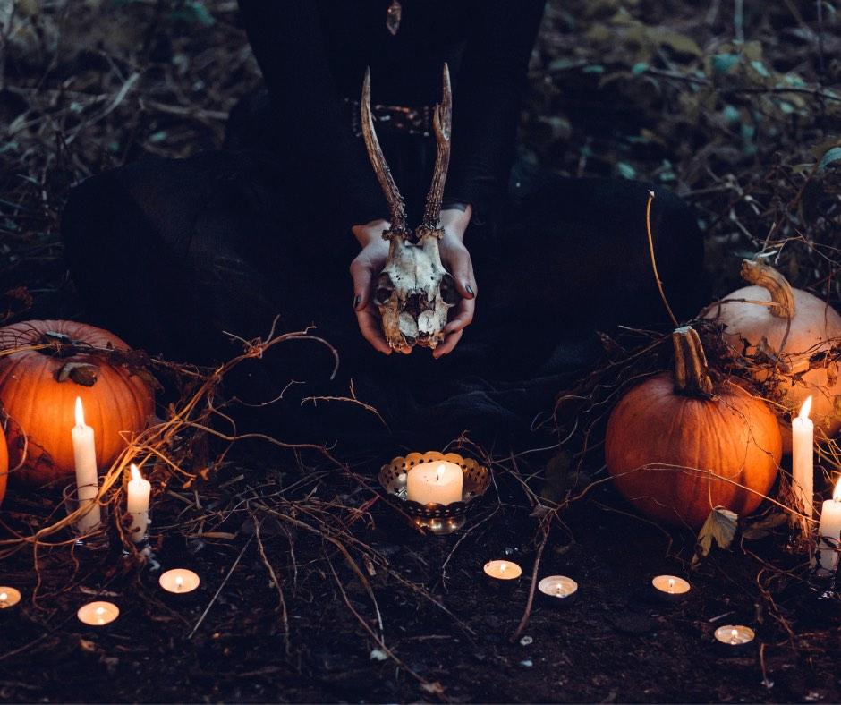 Samaín, Halloween celta